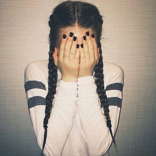 #braiding #black #white