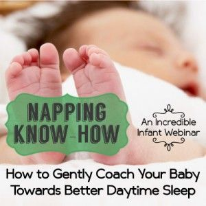 How to Get Your 2-3 Month Old Baby On a Schedule ~ Incredible Infant