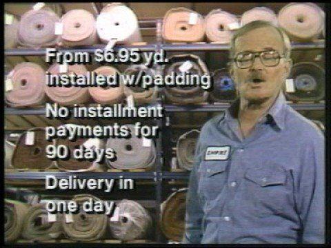Empire Commercials, Sirca 1979-83