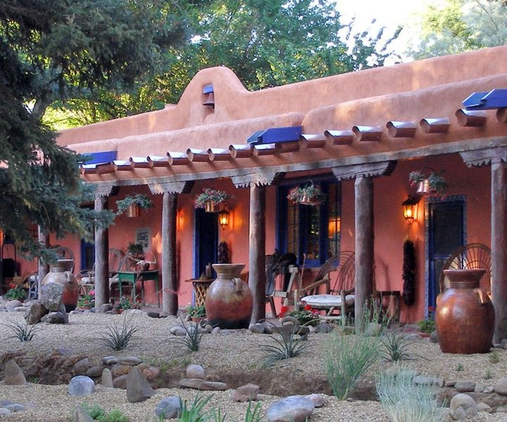 Taos New Mexico Attractions | ... Taos Lodging :: The Official Taos Vacation Guide :: Taos New Mexico This is the bed & breakfast we stayed at for 1st anniversary trip