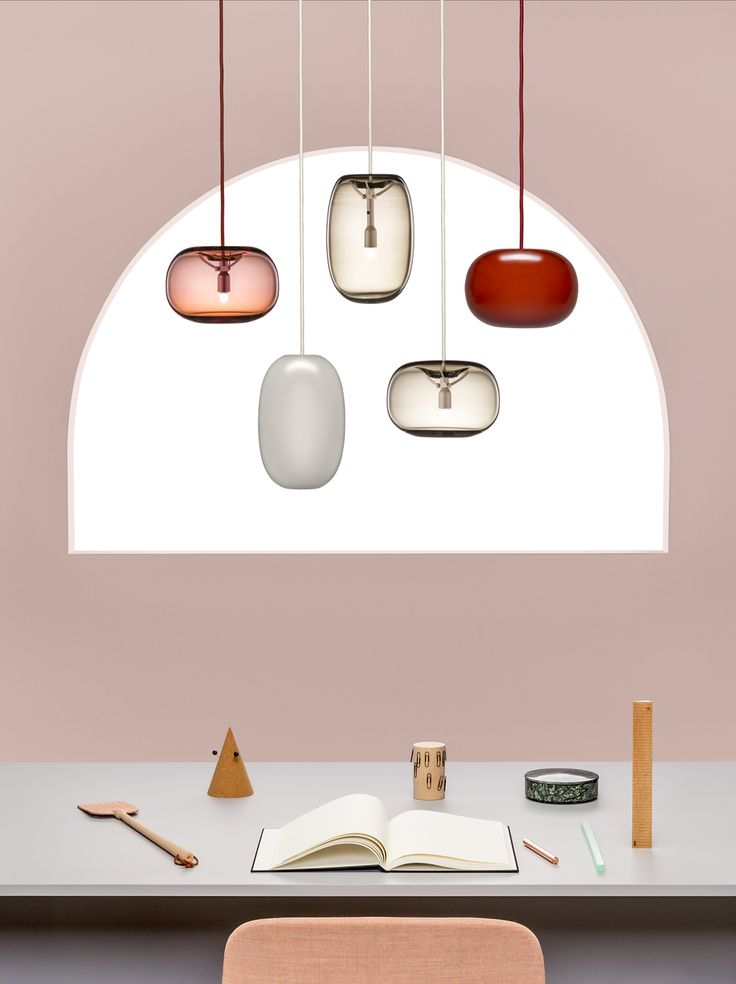 Örsjö collection featured on Trendland. Discover more of their lighting at www.orsjo.se