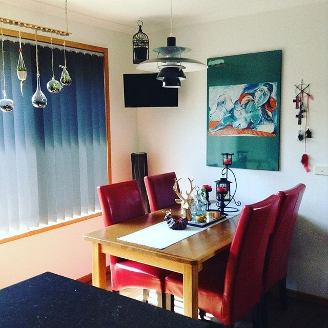 Dining room #home #diningroom #table #myway #mystyle