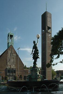 Hamburg/ Wandsbek: Christuskirche