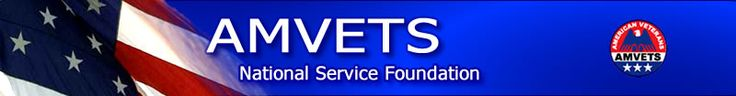 AMVETS annually awards scholarships to veterans, their sons, daughters or grandchildren. A son, daughter or grandchild of a deceased veteran is also eligible. Awarded on the basis of academic excellence and financial need, the scholarships go to deserving high school seniors, high school JROTC students and veterans pursuing a higher education. The following scholarships, funded by the National Service Foundation, are awarded annually: