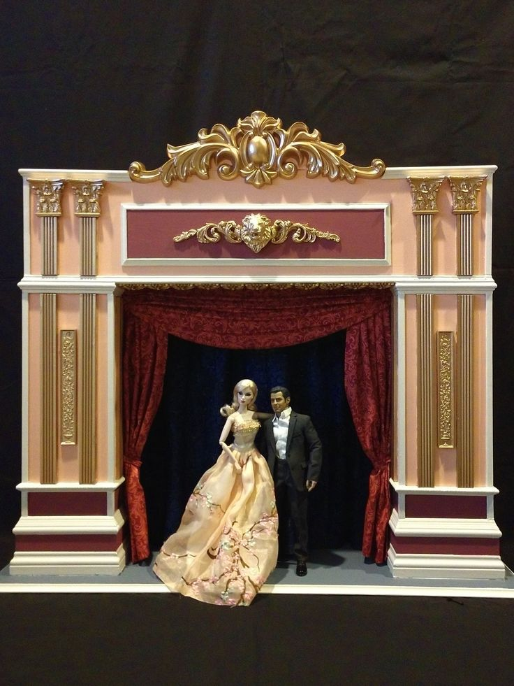 https://flic.kr/p/Jfn9Fe | 1/6 scale Theater Stage project. | Done......
