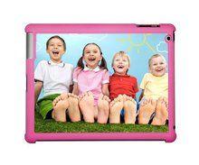 Maak de iPad voor een vriendin met een leuke foto case / foto hoesje. Dit hoesje is geschikt voor de iPad 2 en 3