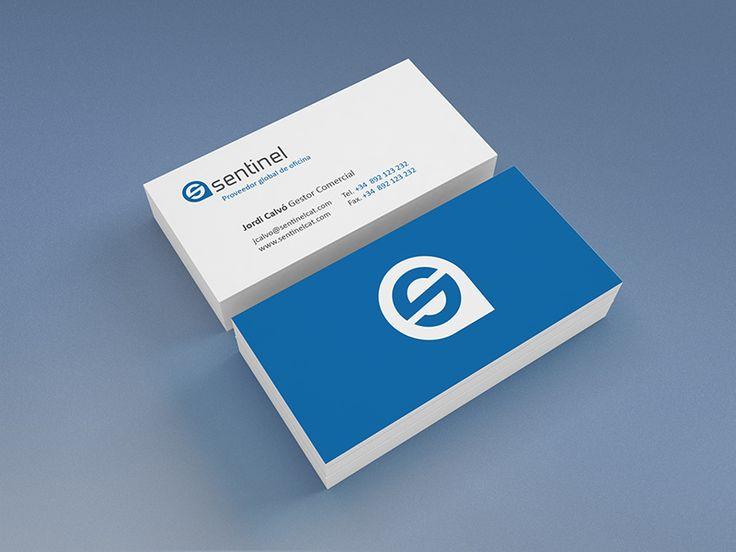 Sentinel | Cristina Casas Card Design