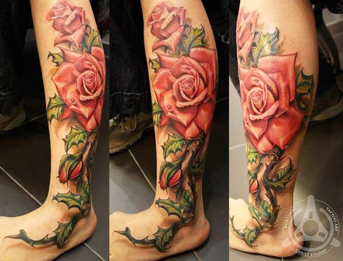 713 Best Tattoos Flower Plant And Tree Tattoos Images