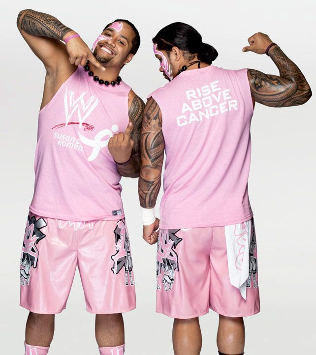 "When I say ""Us"" you say ""o"" The Usos #WWE"