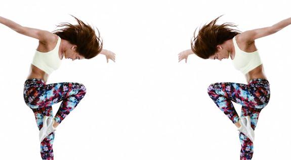 "Athleta storms Fashion Week with ""Crush of Adrenaline:"""