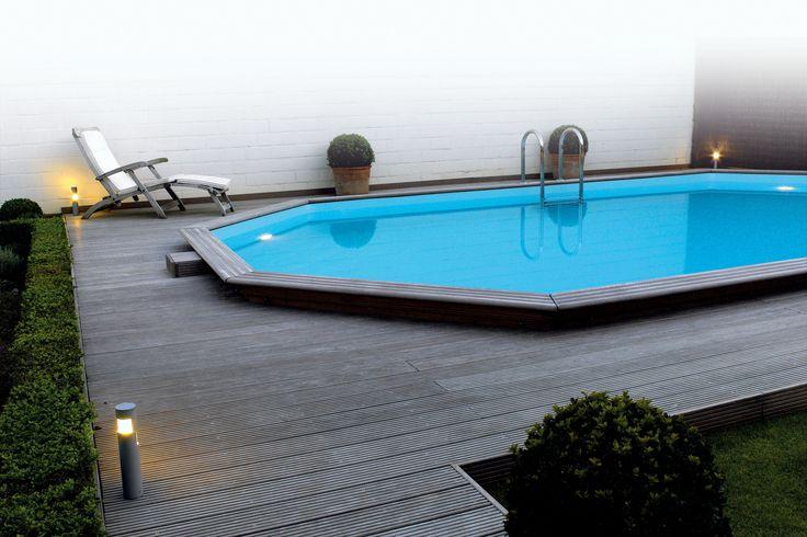11 beste afbeeldingen van vlonders dekdelen for Zwembad leggen