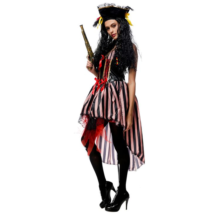 Pirate Cosplay/Halloween Costume  You can buy it here => http://ho.lazada.com.ph/SHIZZv