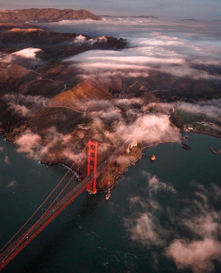 san francisco, golden gate bridge, beautiful pictures, photography