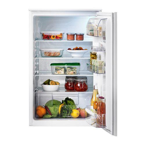 17 meilleures id es propos de frigo encastrable sur pinterest petit frigo - Frigo encastrable ikea ...