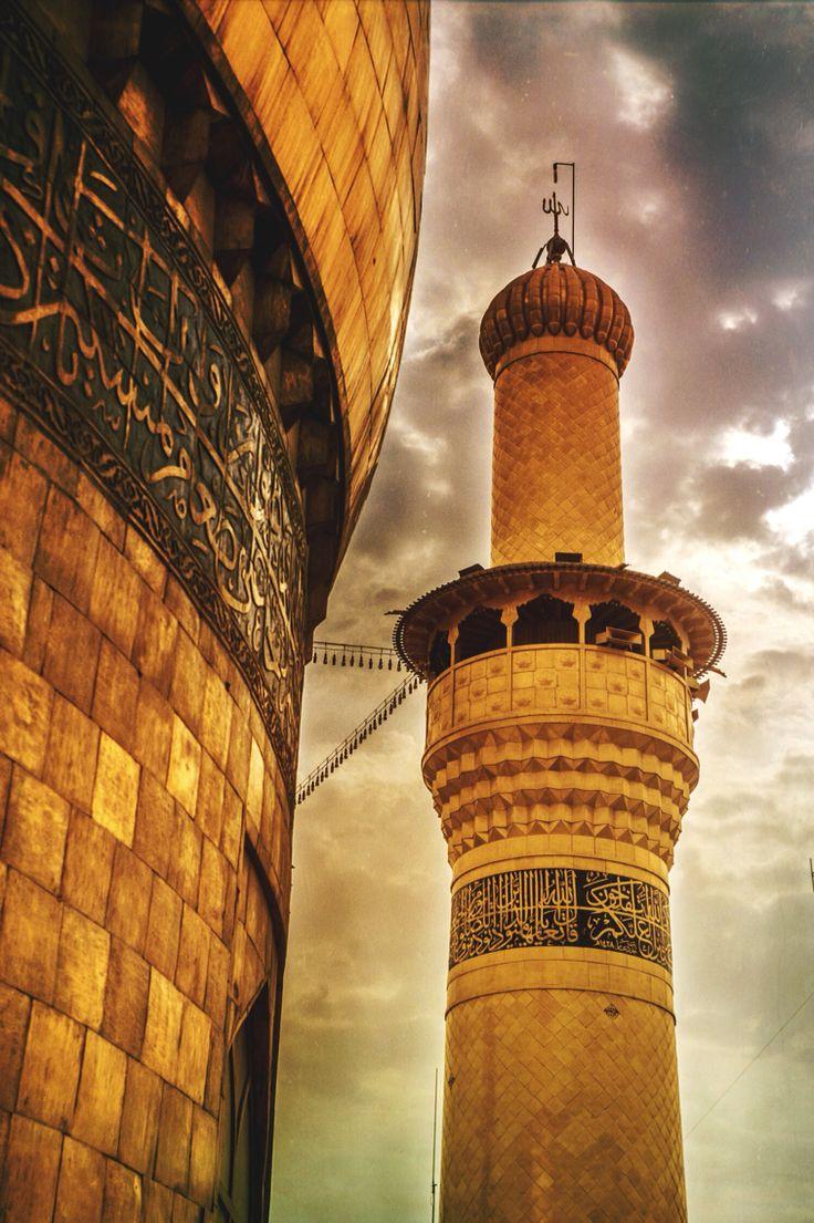 Maula Ali Shrine Wallpaper: 862 Best Images About Karbala On Pinterest