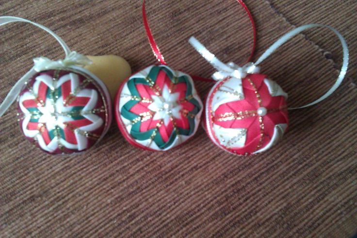 mini xmas decorations