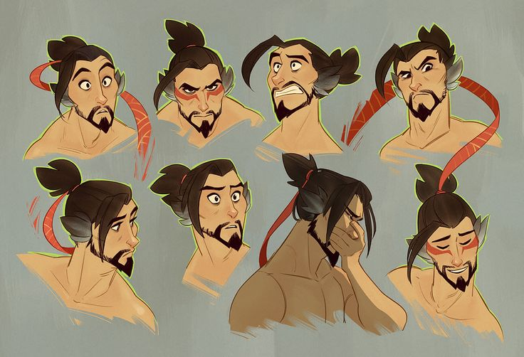 Hanzo is so damn beautifullll ...fratricide nerd
