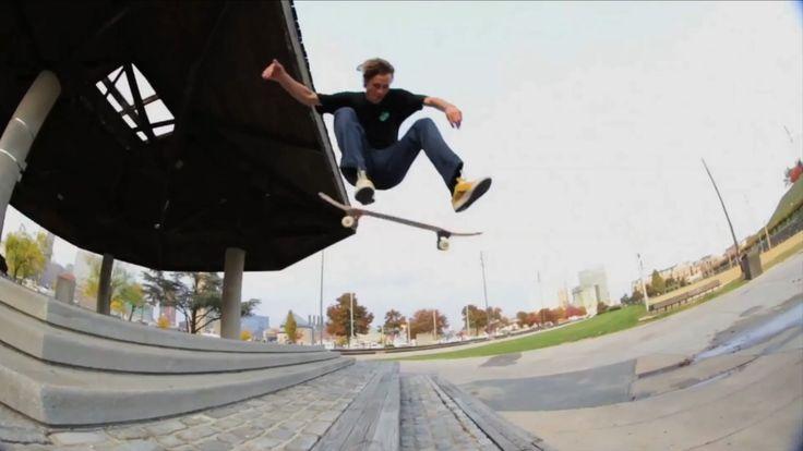 Sebo Walker Gracias Skateboarding Volumen Uno Full Part.