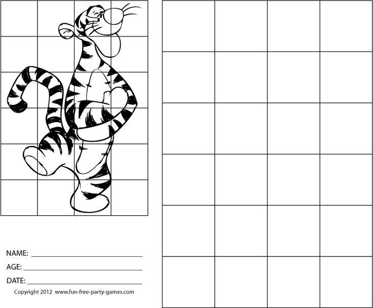 Worksheet Grid Drawing Worksheets 31 best art lp draw grid images on pinterest worksheets drawing google search
