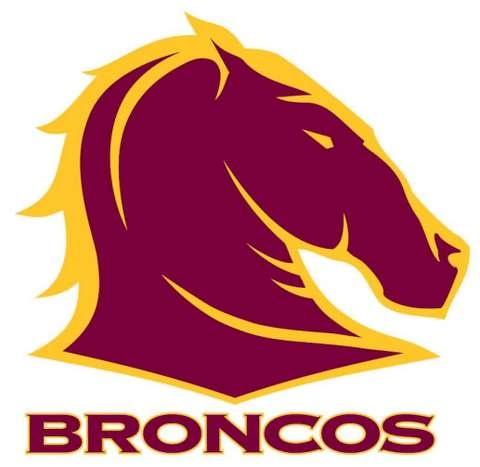 #Brisbane Broncos #logo #nrl