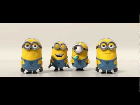 Having a bad day? Solution: minion banana song. BAHAHAHA!