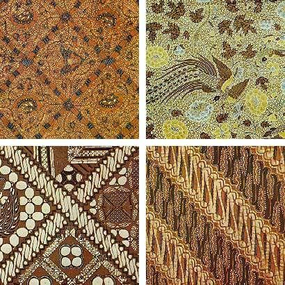 Indonesian Patterns
