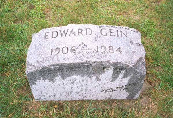 Edward Theodore Gein (1906 - 1984) - Find A Grave Photos