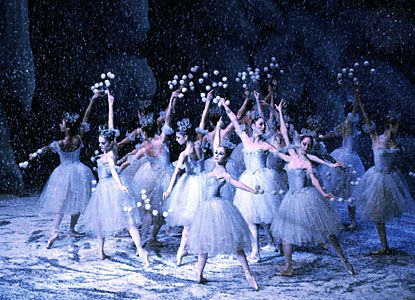 "New York City Ballet: ""The Nutcracker""  - One of the best performances I've seen to date. Absolutely gorgeous.: Wild Heart, Sugar Plum, Sugarplum, The Holidays, New York Cities, So Pretty, Christmas Eve, The Nutcrackers, Fairies Tales"