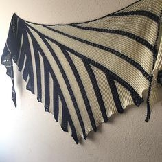 Ravelry: Project Gallery for Downtown Line shawl pattern by Joji Locatelli