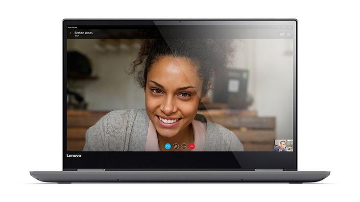 Lenovo YOGA 720-15IKB Ultrabook 15,6'' Gris