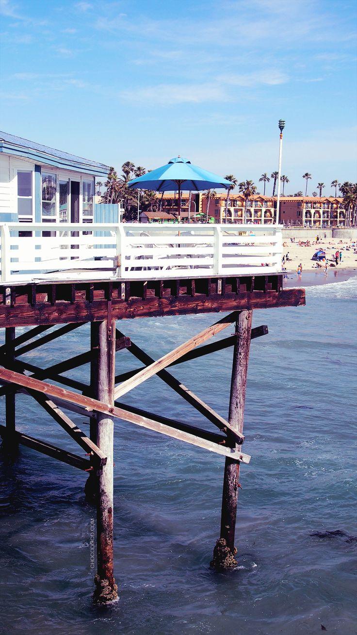 Pacific Beach. San Diego, CA #travel #beach