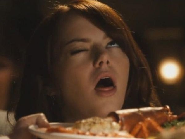 Emma stone stupid face