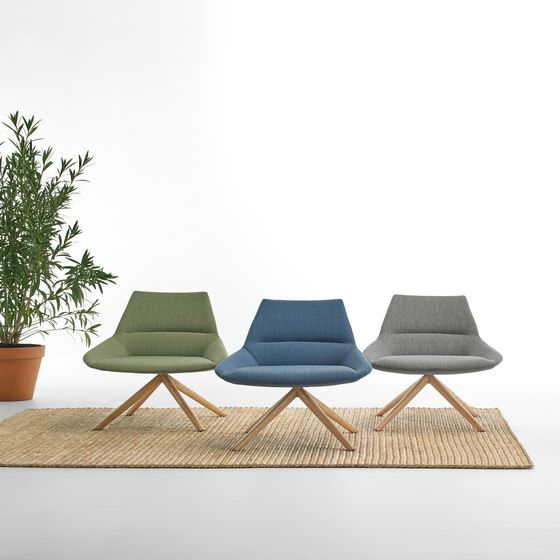 The DUNAS XL WOOD Collection, Designed By Christophe Pillet, Completes The  Family Of Seating DUNAS XL With Two New And Original Bases Made Of Natural  Oak W Nice Look