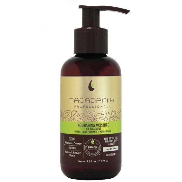 Macadamia Professional Nourishing Moisture Oil Treatment - olejek odżywczy do włosów normalnych, suchych i zniszczonych 125ml