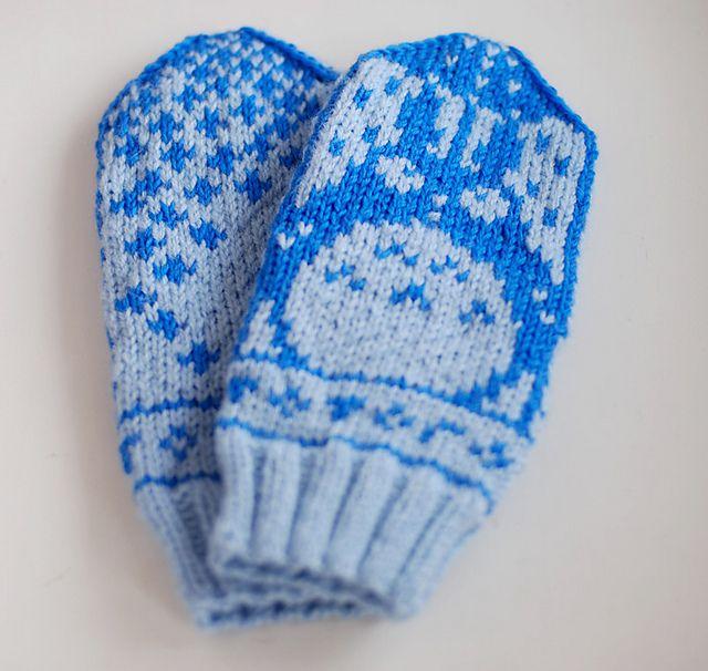 Knitting Pattern For Totoro Hat : Ravelry: djayas Totoro blue Knitting ideas Pinterest Mittens, Rave...