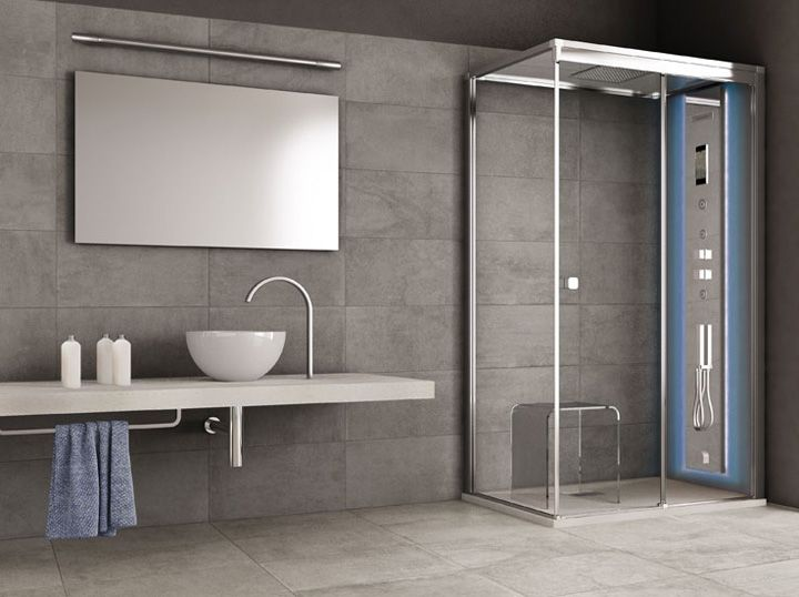 Oltre 25 fantastiche idee su piccola doccia per il bagno - Doccia bagno turco teuco ...