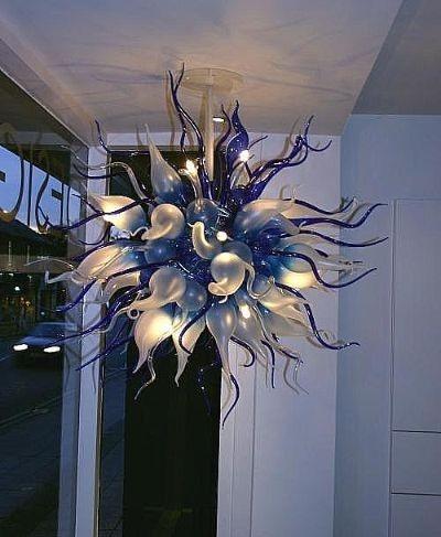 Blown Glass Lighting....
