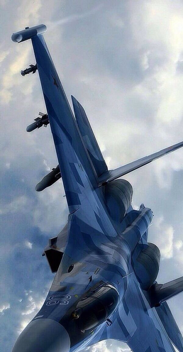 Jet Fighter In Action