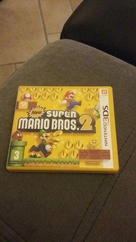 Jeu nintendo 3DS Super Mario Bros 2