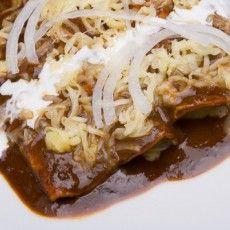 Мексиканский шоколадный соус для мяса и птицы (Моле Поблано)