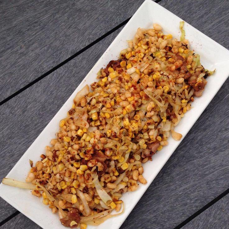 Italian Succotash Recipe. CLICK TO WATCH:https://youtu.be/Q2FFPc-Yxjk?t=19m2s #Succotash #DinnerIdea