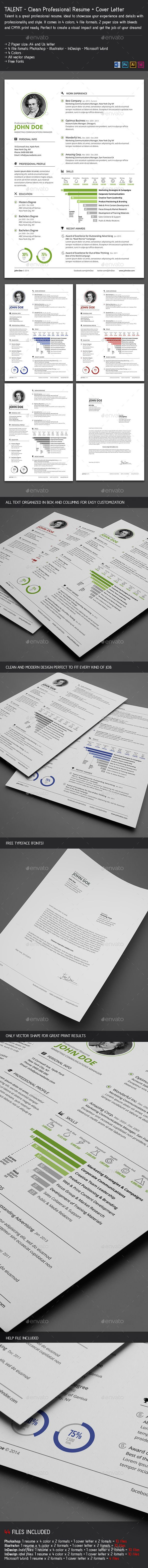 The 25 Best Resume Cover Letter Template Ideas On Pinterest