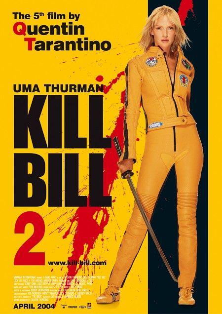 Kill Bill Vol. 2 - Quentin Tarantino (2004).