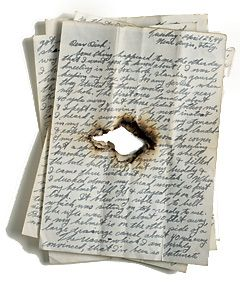The Legacy Project: How to Preserve Your Letters (Good tips on how to store Grandaddy's letters from WWII) - Gift to Ellen one day.