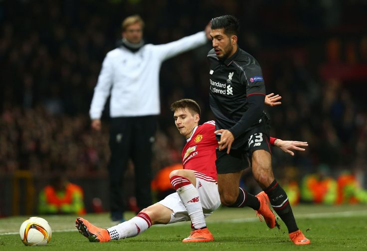 Emre Can vs Guillermo Varela