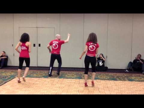 Touch Bachata Dance Moves - Ataca and Alemana - YouTube