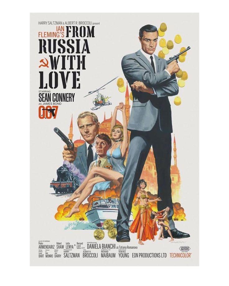 Epingle Sur James Bond