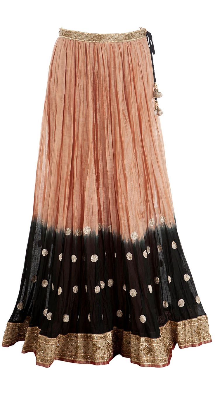 i found the skirt!!!!! ritu kumar  Rs. 19000 only :P