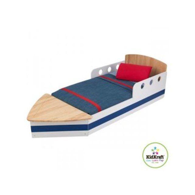 lit bateau pour les tout petits kidkraft la redoute mobile lit timoth pinterest lits. Black Bedroom Furniture Sets. Home Design Ideas
