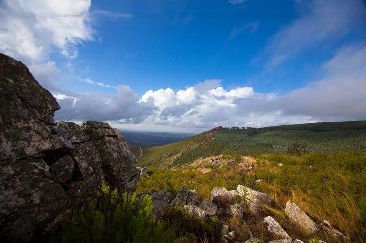 São João do Deserto. Localiza-se na fronteira do concelho de Penela com o de Miranda do Corvo, a 854 metros de altitude. Photo Credit: Rodolfo Ferreira